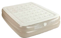 Outdoor Airbeds Classic Double High Queen