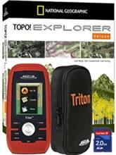 Magellan Triton Handheld GPS magellan triton 400 adventure pack