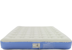 Pillow Top Airbeds Aerobed 9 Inch Single High Full with pump