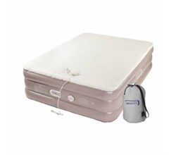 Built In Air Pumps Premier Memory Foam Queen