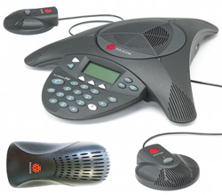 Polycom Conference Phones polycom 2200 16200 001 with ex mics