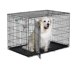 Midwest iCrate Double Door Dog Crates midwest i 1548dd