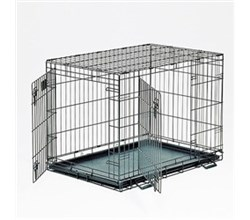 Midwest Life Stages Double Door Dog Crates midwest ls 1624dd
