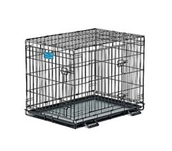 Midwest Life Stages Double Door Dog Crates midwest ls 1636dd