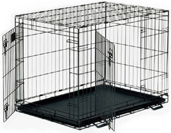 Midwest Life Stages Double Door Dog Crates midwest ls 1648dd