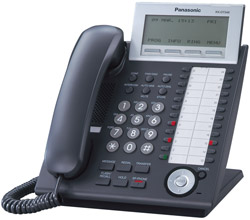 Corded Digital Phones panasonic bts kx dt346 b