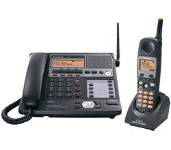 Panasonic KX TG4500B Base and 1 Handset panasonic kx tg4500