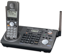 Panasonic 2 Line Cordless Phones panasonic kx tg6700