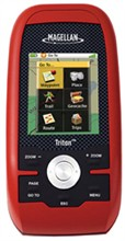 Magellan Triton Handheld GPS magellan triton 400