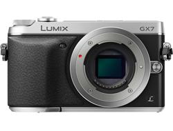 Panasonic ILC Compact System Cameras panasonic dmc gx7sbody