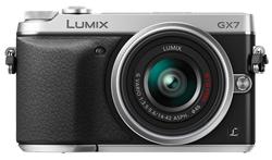 Panasonic ILC Compact System Cameras panasonic dmc gx7ks