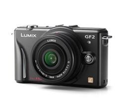 Panasonic Digital Cameras Camcorders panasonic dmc gf2ck