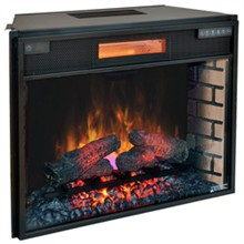 28 Inch Fireplace Mantels classicflame 28ii300gra