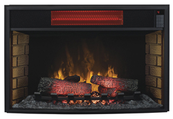 32 to 47 Inch Fireplace Mantels classicflame 32ii300gra
