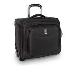 Travelpro Platinum Magna Carry On Luggage PM Deluxe Rolling Tote w/ Comp Sleeve