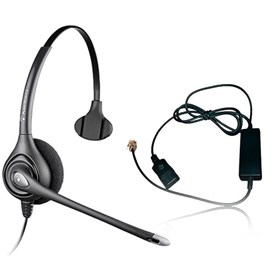 plantronics supraplus hw251n a 10 connect cable