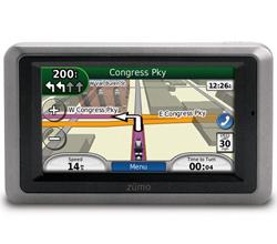 Motorcycle GPS garmin zumo 660 gps