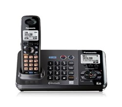 Panasonic 2 Line Cordless Phones panasonic kx tg9381t