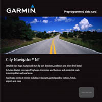 Road Maps garmin city navigator mexico nt