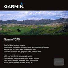 Garmin TOPO Trail Maps garmin topo canada west