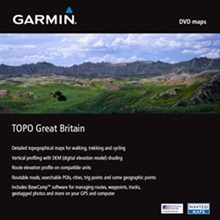 Garmin TOPO Trail Maps garmin topo great britain