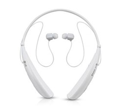 Mobile Accessories lg hbs750 white