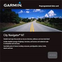 Road Maps garmin city navigator china nt