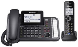 Panasonic 2 Line Corded Phones KX TG9581B