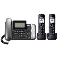 Panasonic Multi Line Phones panasonic kx tg9582b