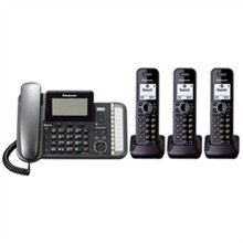 Panasonic Corded Cordless Phones panasonic kx tg9583b