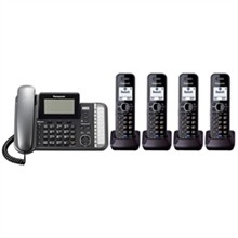Panasonic Multi Line Phones panasonic kx tg9584b