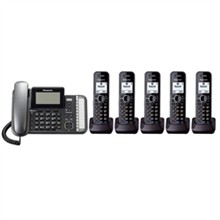 Panasonic Corded Cordless Phones panasonic kx tg9585b