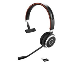 Jabra Microsoft Optimized Headsets  jabra gn netcom evolve 65 ms mono