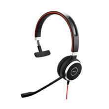 Mono Corded Headsets jabra evolve 40
