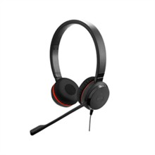 Jabra GN Netcom Stereo Headsets (2 Ears)  jabra evolve 30 uc duo