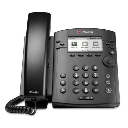 Polycom 2200-46135-001-R VVX 300 Business Media Phone at Sears.com