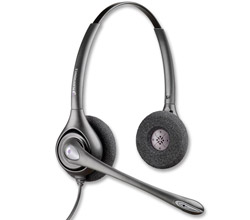 Plantronics Reconditioned Corded Headsets plantronics supraplus hw261n