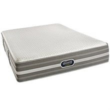 Simmons Twin Size  Firm Comfort Mattress Only beautyrest recharge hybrid new life luxury firm twin size mattress