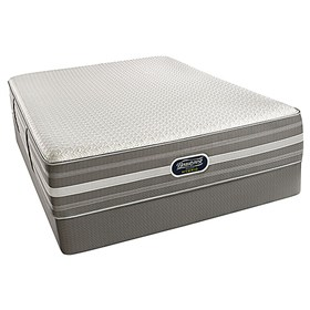beautyrest recharge hybrid palato luxury firm twin mattress set