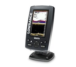 Lowrance Elite Series Fishfinders lowrance elite 4x chirp with 50 200 455 800