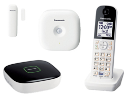 Home Monitoring panasonic kx hn6000w