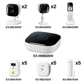panasonic kx hnb600w