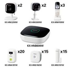 Home Monitoring panasonic kx hnb600w