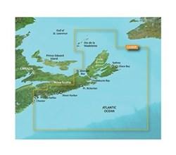 Garmin Canada BlueChart Water Maps Bluechart g2 vision VCA005R Halifax to Cape Breton