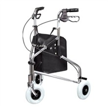 3 Wheel Rollators lumex lum609101a