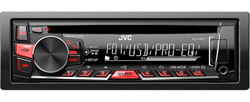 CD Receivers  jvc kd r460
