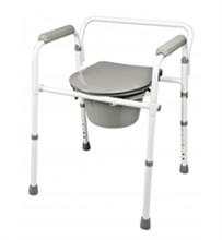 Commodes lumex lum7108r 1