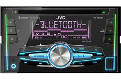 Double DIN CD Receivers jvc mobile kwr910bt