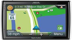 Magellan 7 Inches GPS magellan roadmate rv9145 lm