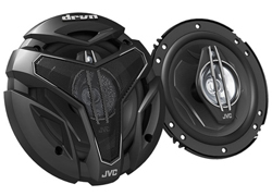 6 and one half inch speakers jvc mobile cszx630